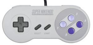 SNES-Controller-Flat