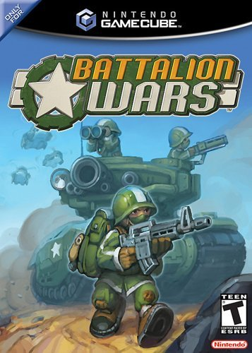 Clearly, this is a real man's adorable war game.