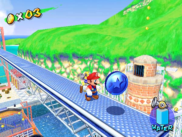Honestly, a lot of moons in Odyssey feel like blue coins from Sunshine.
