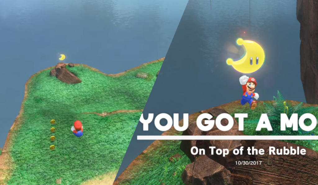 Congratulations on climbing that rock, here's a reward equal in value to the one you'll get for that grueling platforming challenge that'll take you 45 minutes to clear.